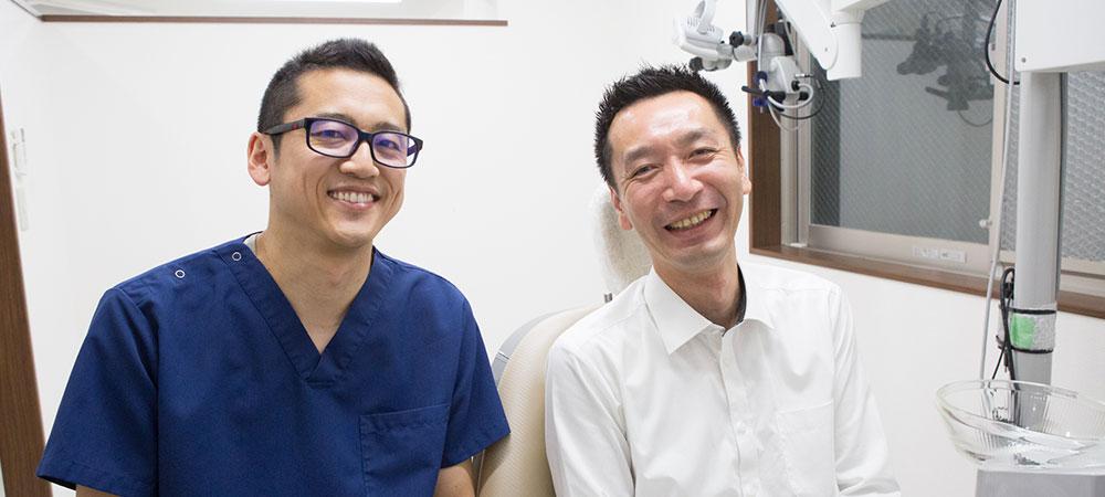 可能な限り抜歯をしない保存侵襲治療